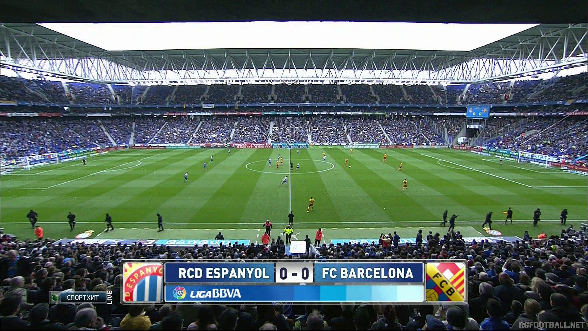 Fotos estadio rcd espanyol 94