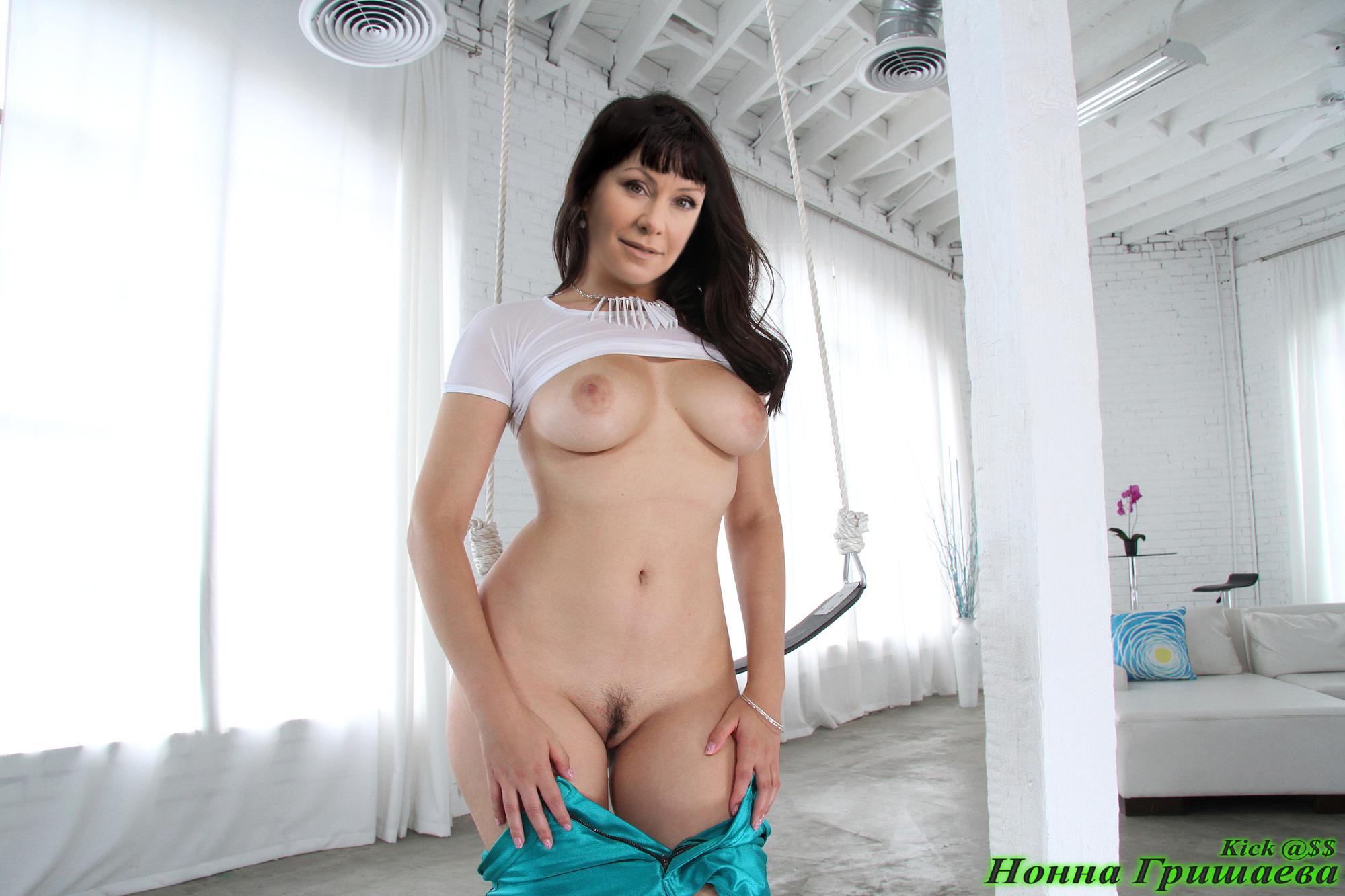 Порно фото с нонной гришаевой