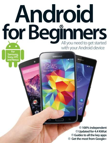 Android for Beginners - 2014 (UK)