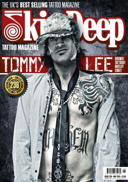 Skin Deep Tattoo - May 2014 (UK)