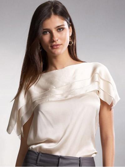 Блузки топы женские