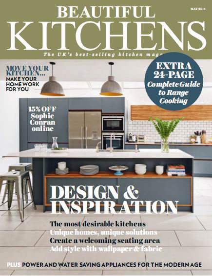 Beautiful Kitchens Magazine May 2014