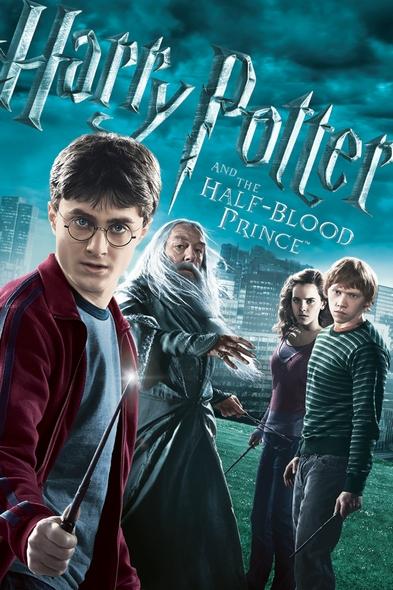 Гарри Поттер и принц-полукровка 2009 - профессиональный