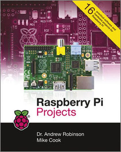 Raspberry Pi Projects (PDF)
