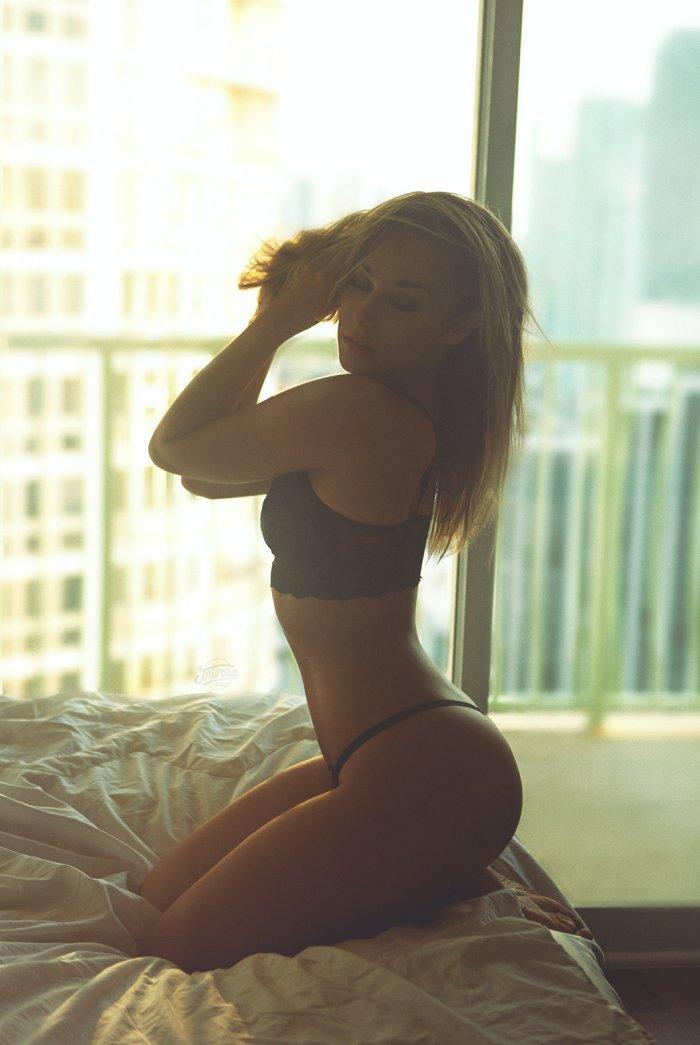 Красивое тело в белье 1