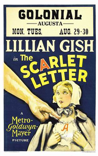 Алая буква / The Scarlet Letter (Виктор Шёстрём / Victor Sjöström) [1926, США, драма, DVDRip] Sub Rus (dr mabuze)