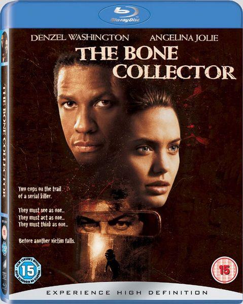 Власть страха / The Bone collector (Филлип Нойс / Phillip Noyce) [1999, США, Ужасы, триллер, драма, криминал, детектив, BDRip 1080p] Dub (CEE) + MVO (R5) + 2x AVO (Визгунов, Гаврилов) + Original Eng + subs (Rus, Eng)