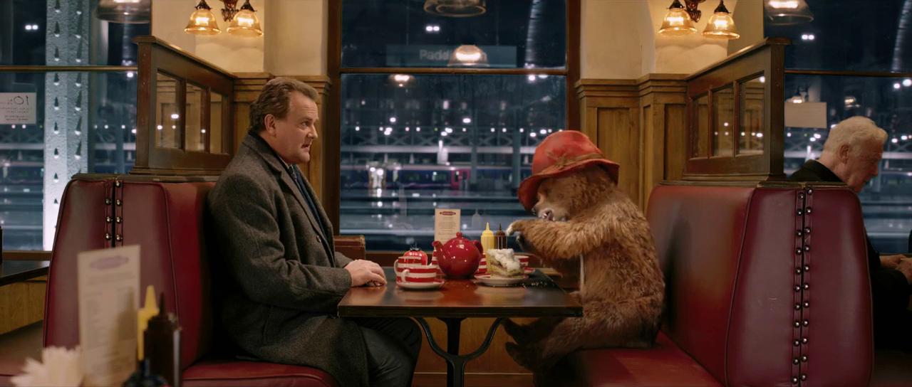 Приключения Паддингтона / Paddington (2014) HDTV 720p