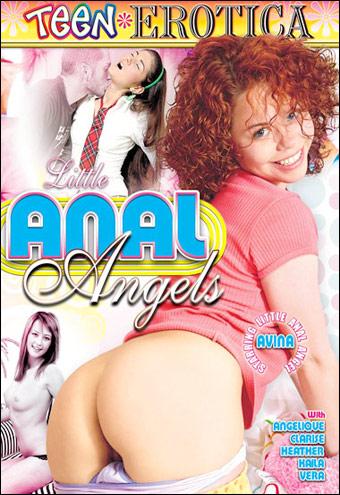 Маленькие анальные ангелы / Little Anal Angels (2011) DVDRip