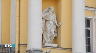 Исторические интерьеры Конституционного суда [RTG] (2013) HDTVRip от GeneralFilm