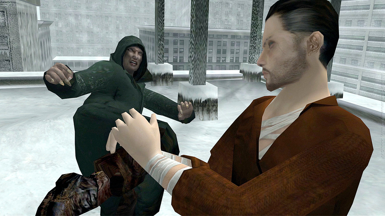 Fahrenheit: Indigo Prophecy Remastered (2015) [Multi/Ru] [OS X Native game]