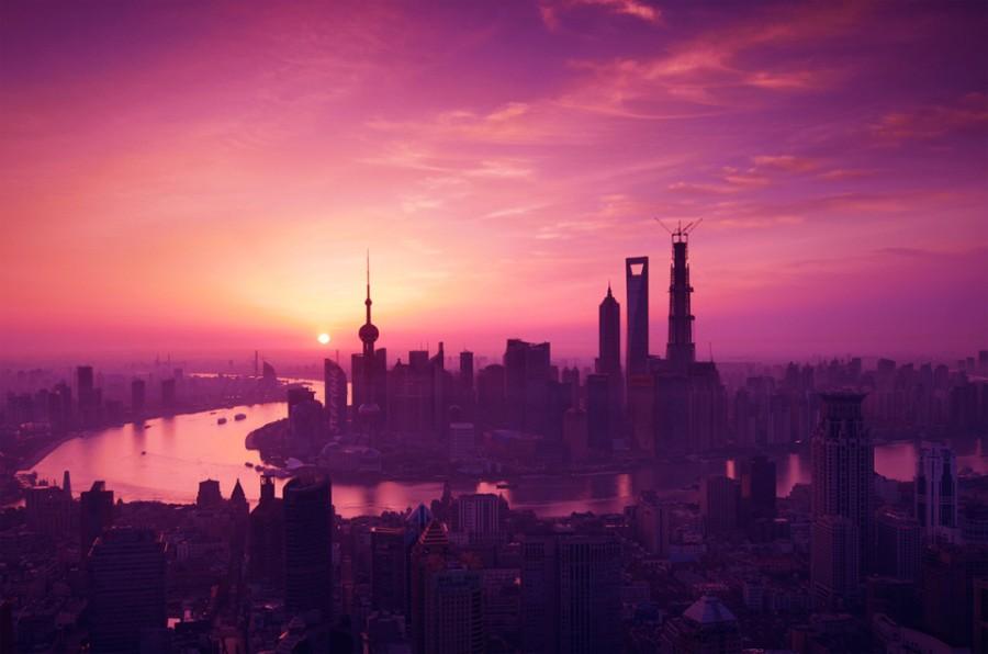 Шанхайский закат