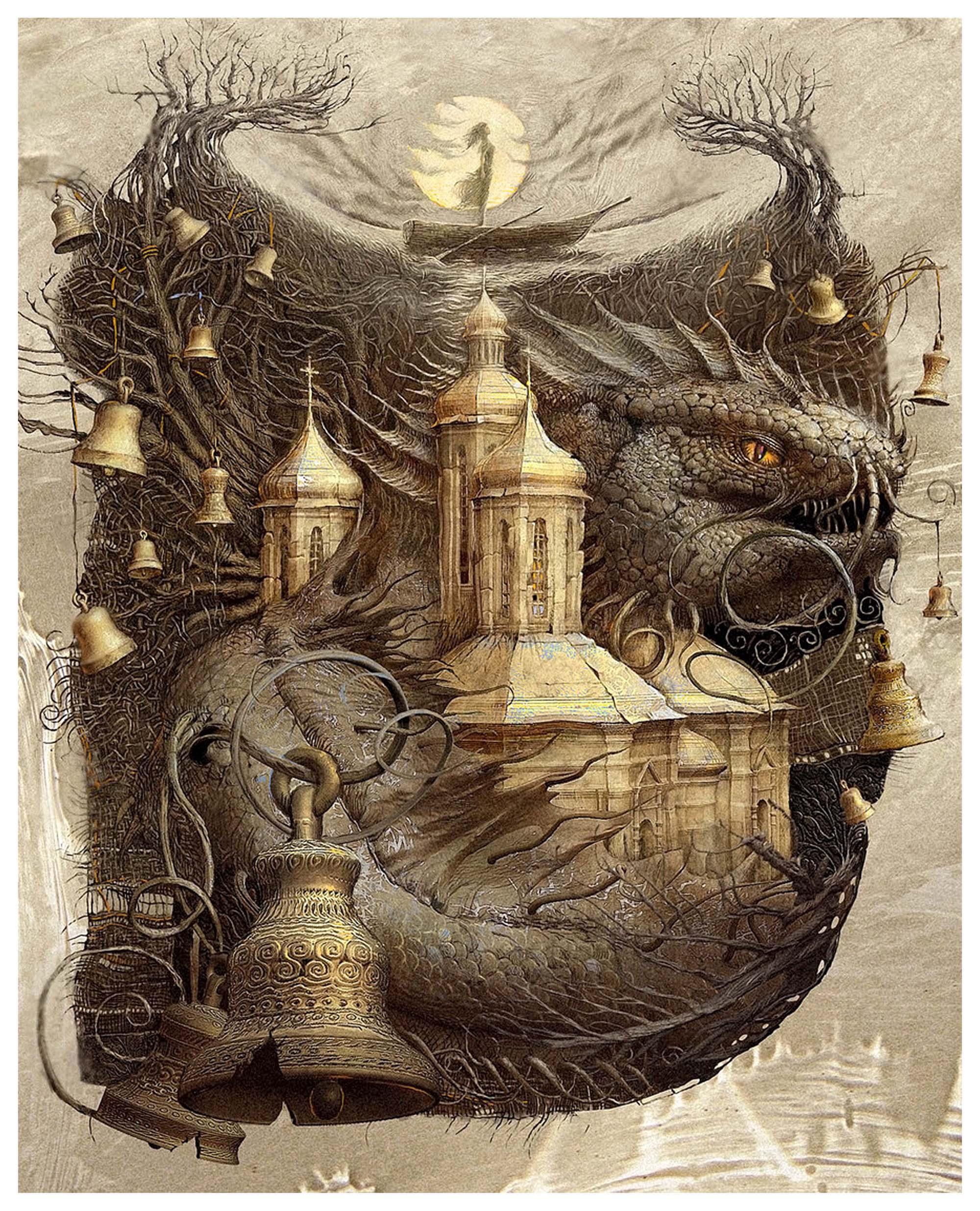Творчество Московского художника Андрея Ферез