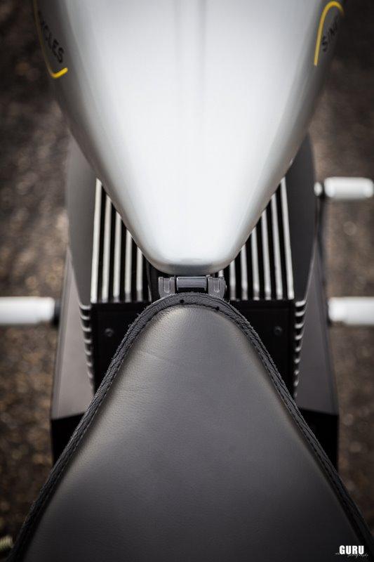 Электрический чоппер Sine Cycles
