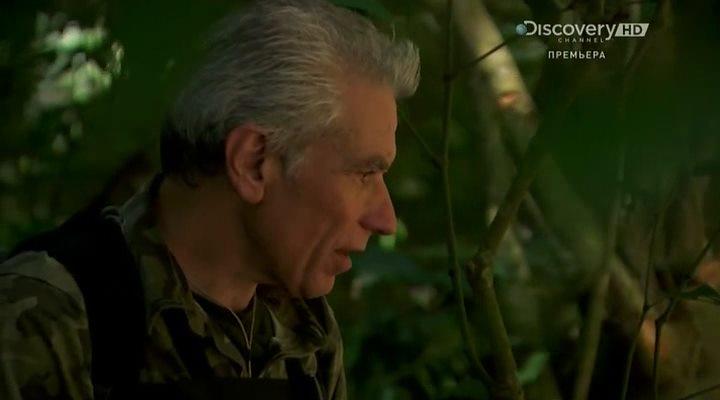 Discovery. Беар Гриллс: испытание страхом / Bear Grylls: Breaking Point (1-6 серии из 6) (2014) HDTVRip
