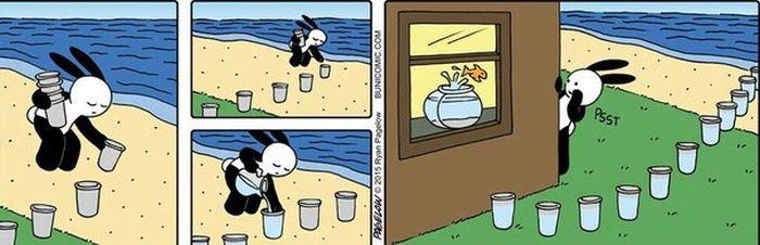Побег из аквариума 1