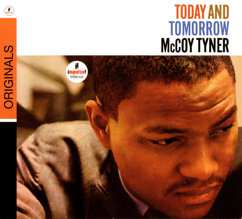 (Post-Bop) [CD] McCoy Tyner - Today And Tomorrow - 2009, FLAC (tracks+.cue), lossless