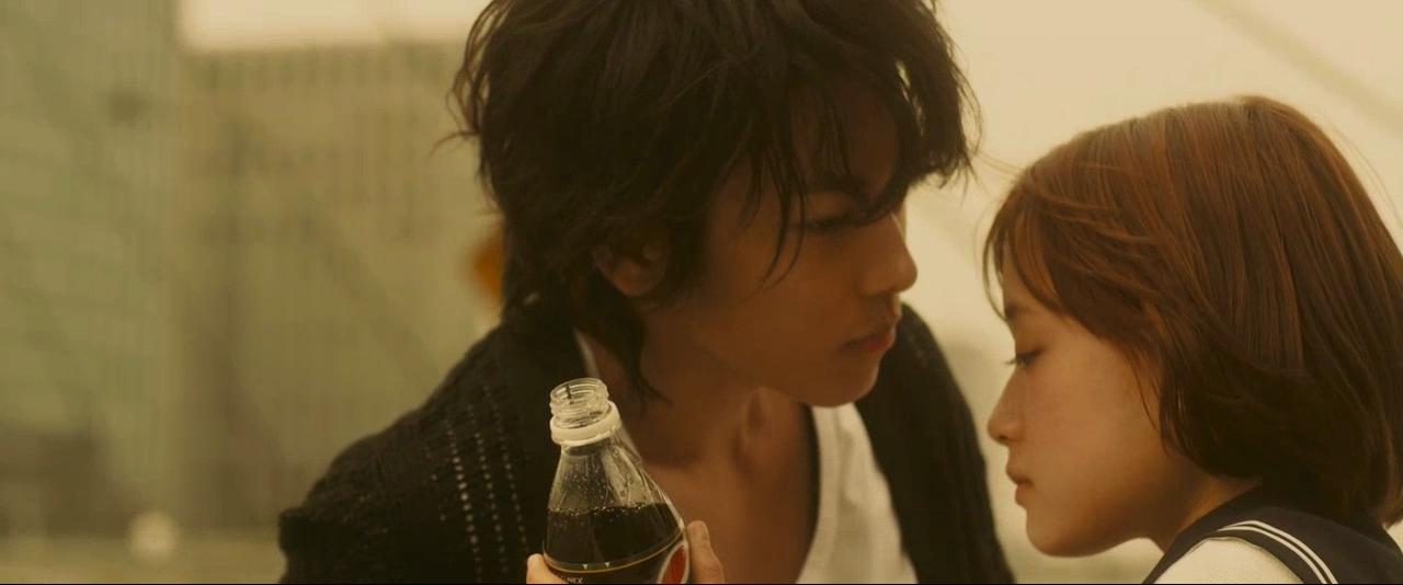 Она очень любит ложь / Kanojo wa uso wo aishisugiteiru (2013) WEBRip 720p