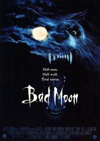 Зловещая луна / Bad Moon (1996) DVDRip / DUB (Варус-Видео) + DVO (СТС) / 1.44 GB