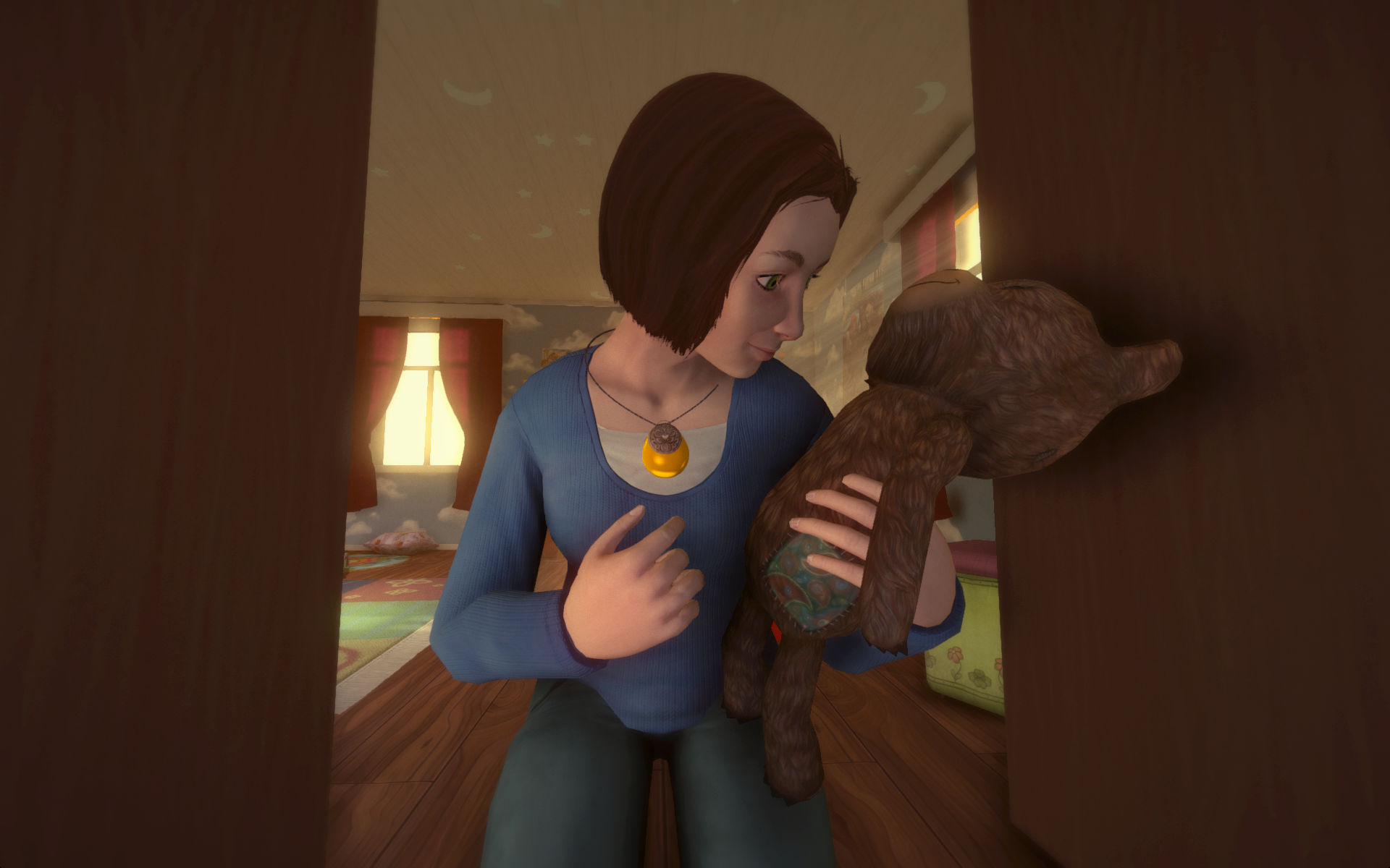 Among the sleep v2.2.0.9 (2014) [Multi/Ru] [OS X Native game]