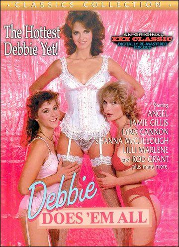 Дебби дает всем / Дебби любит всех / Debbie Does 'Em All (1985) DVD5 |