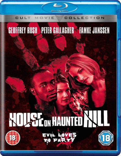 Дом ночных призраков / House On Haunted Hill (1999) BDRip 1080p | Remastered