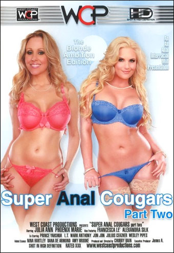 ����� �������� ������� 2 / Super Anal Cougars 2 (2011) DVDRip-AVC