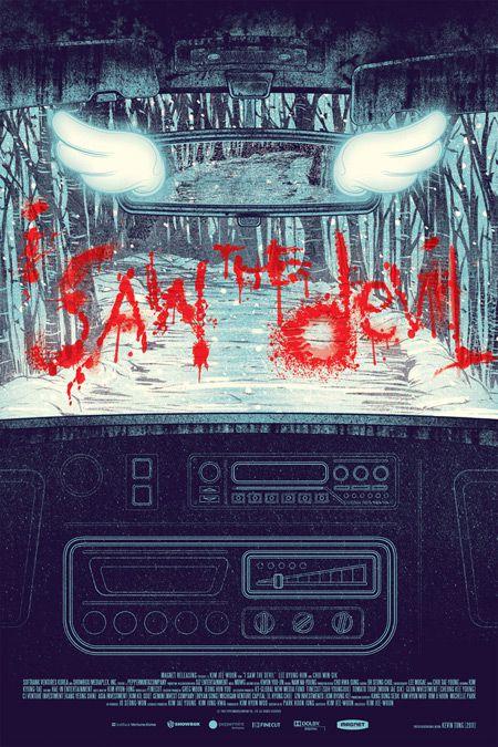Я видел Дьявола / Akmareul boatda (2010) BDRip 720p | Custom Extended Cut | Лицензия