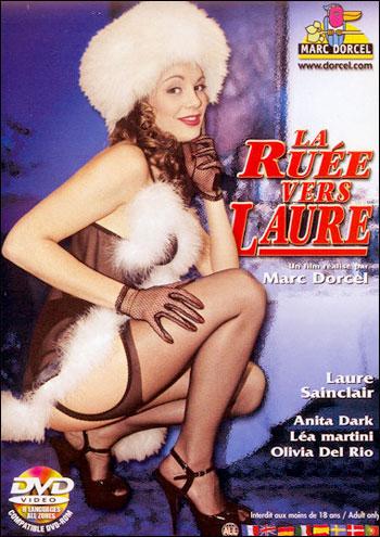 Marc Dorcel - Стремление к Лауре / Амнезия / La Ruee Vers Laure / Amnesia (1996) DVDRip | Rus |