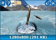 Winter Fishing / Зимняя рыбалка 3D 2 [Ru/En] - симулятор подлёдной зимней рыбалки