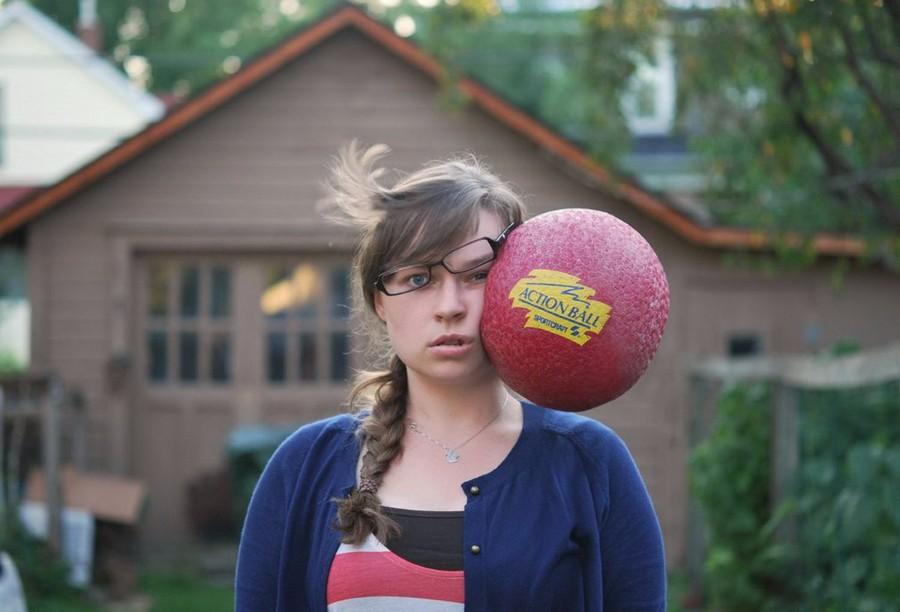 Лови мяч