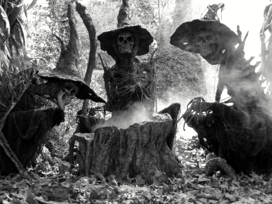 Три ведьмы