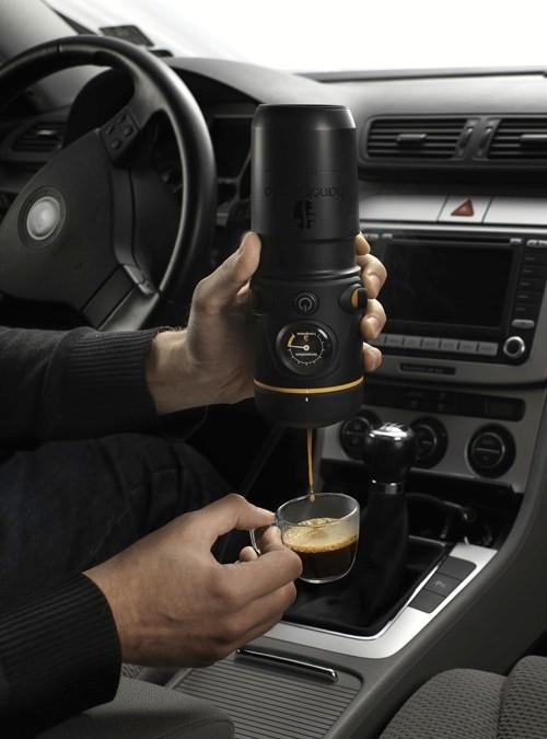 Переносная кофемашина