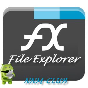 FX File Explorer Plus v8.0.1.0 [En / Ru] - файловый / медиа менеджер с сетевыми возможностями