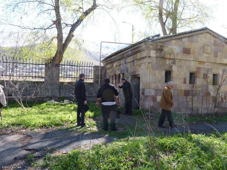 Վանաձորի այգիներից մեկում դիակ է հայտնաերվել.(ֆոտո)