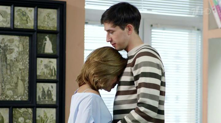 У вас будет ребёнок (1-8 серии из 8) (2013) HDTVRip