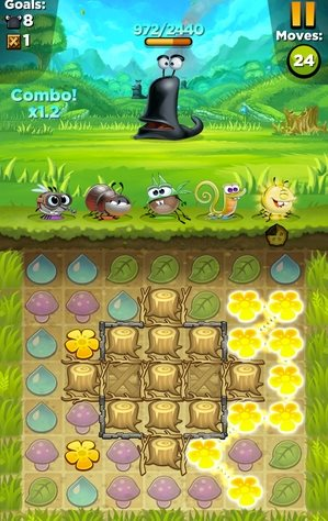 Best Fiends 1.5.4 [Ru]