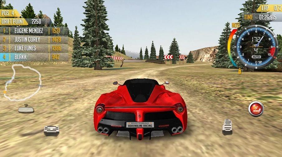 Adrenaline Racing: Hypercars 1.0.7 [En]