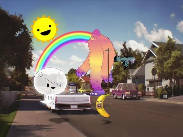 Gumball Rainbow Ruckus 0.000.18 [Ru]
