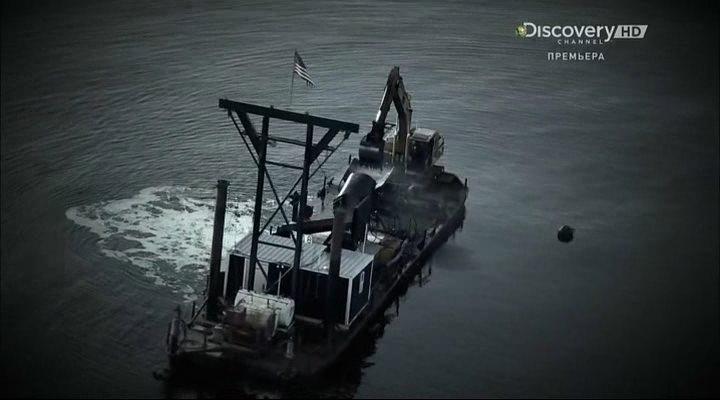 Discovery. Золотая лихорадка. Берингово море [04 сезон: 01-10 серии из 10] | HDTVRip | P2