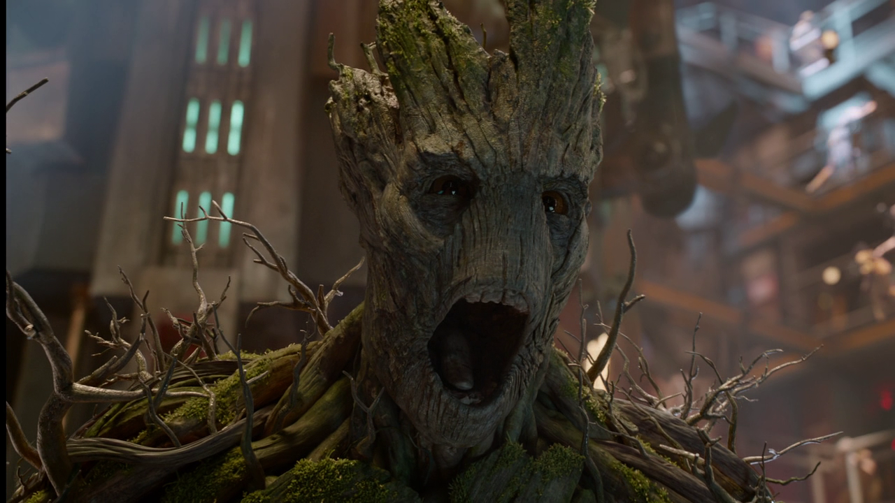 ������ ��������� / Guardians of the Galaxy (2014) BDRip 720p