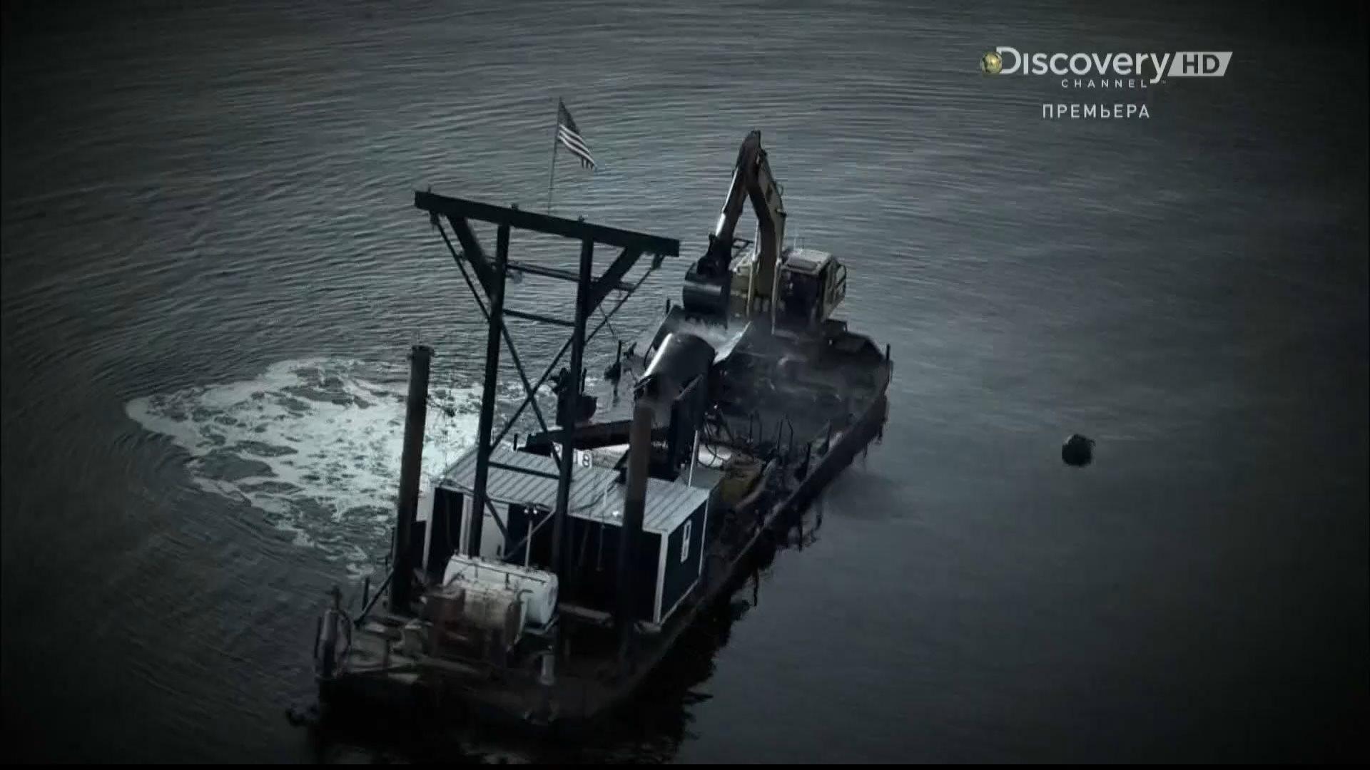 Discovery. Золотая лихорадка. Берингово море [04 сезон: 01-10 серии из 10] | HDTV 1080i | P2
