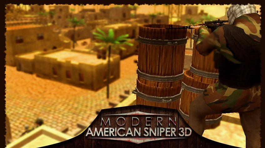 Aмериканские снайперы 3D 1.3 [En]