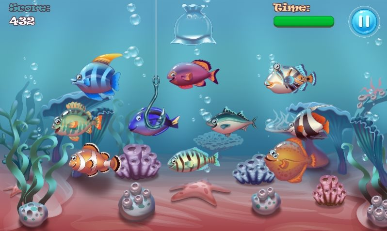Fishing for kids / Рыбалка для детей 1.1.1 [En]