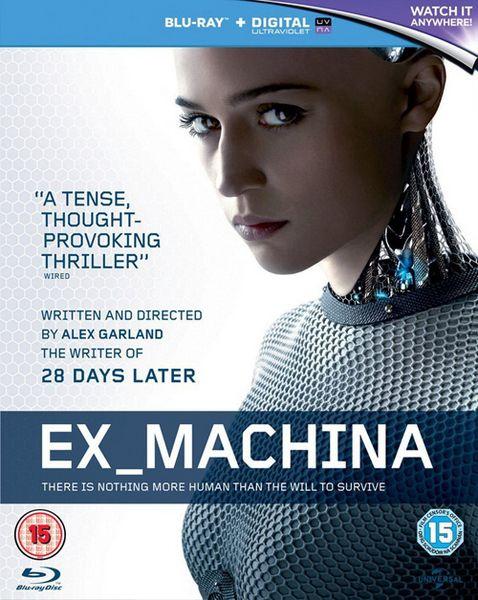 Из машины / Ex Machina (Алекс Гарленд / Alex Garland) [2015, Великобритания, фантастика, драма, BDRemux 1080p] Dub (CEE) + VO (Матвеев) + Original Eng + Sub (Rus, Ukr, Eng)