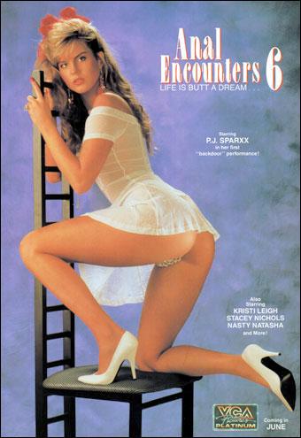 Анальные столкновения 6 / Anal Encounters 6 (1991) VHSRip