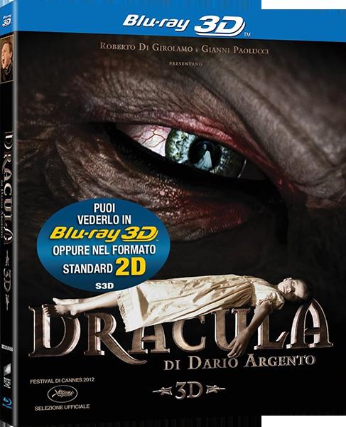 ������� 3D / Dracula (2012) BDRip 1080p | 3D-Video | halfOU | ��������