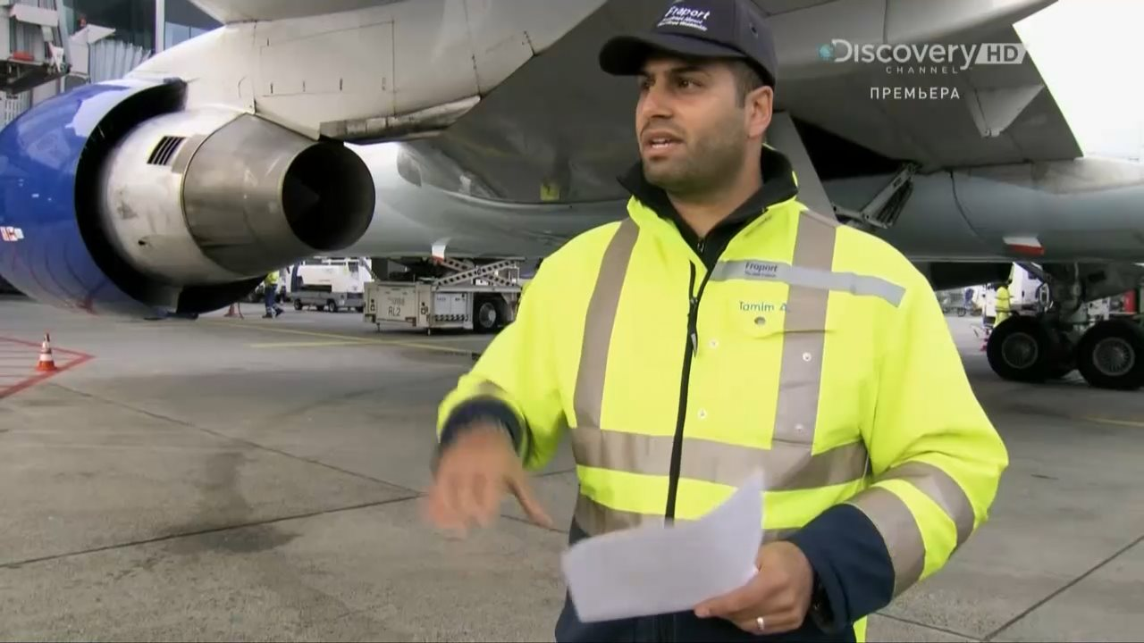Discovery. Аэропорт изнутри (1-5 серии из 5) (2015) HDTVRip 720p