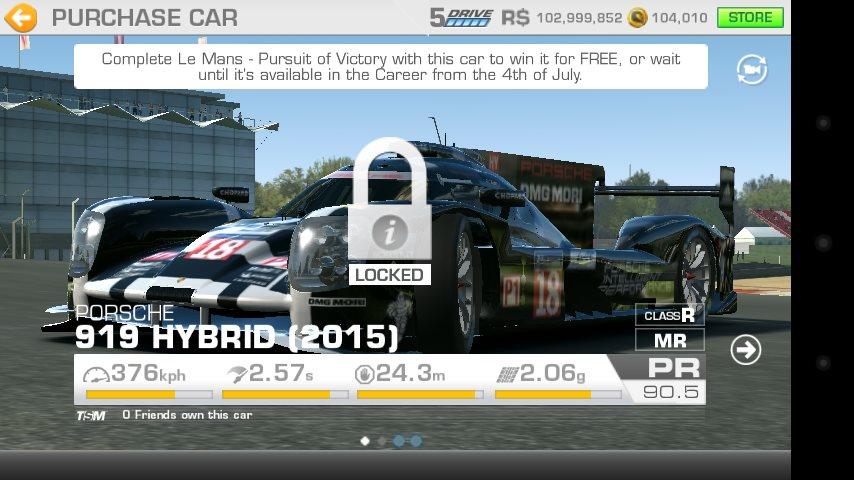 Real Racing 3 v3.4.1 [Ru]