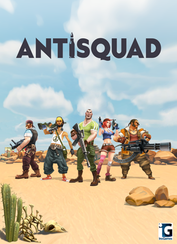 Antisquad [v 1.9.1 + 5 DLC] | PC | RePack от R.G. Механики